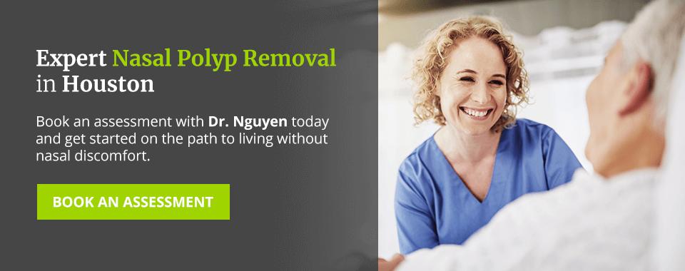 nasal polyp removal in houston