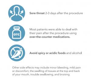 side effects of elevoplasty
